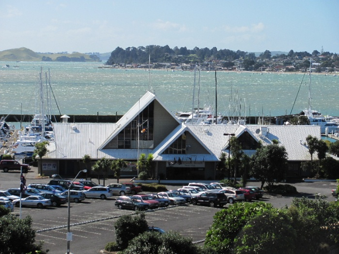 Buckland Beach Yacht Club